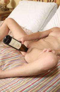 Sexy Blonde Teen Odette Delacroix