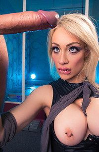 Chessie Kay Getting Fucked In Her Blonde Pussy