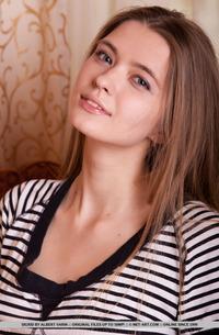 Beautiful Russian Girl Sigrid