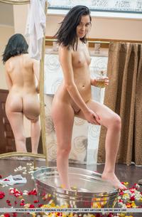Presenting Sexy Brunette Stassi