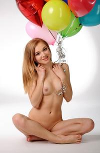Beautiful Kaleesy Celebrating B-day