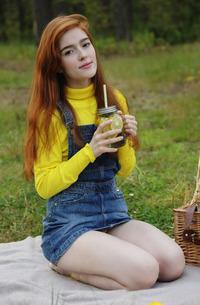 Hot Redhead Jia Lissa