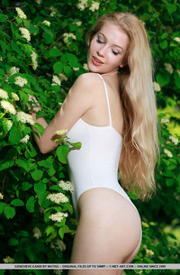 Delicious Mateur Blond Synae