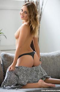 Natural Playboy Beauty Linda