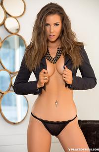 Amazing Secretary Babe Gia Ramey-Gay