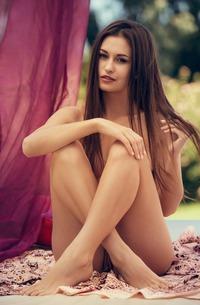 Soft Looking Playboy Slut Demi Fray