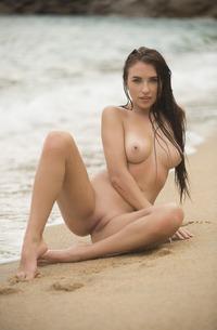 Niemira Gettig Wet On The Beach
