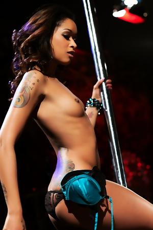 Skin Diamond Pole Strip Dance
