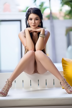 Asian Exotic Playmate Malena