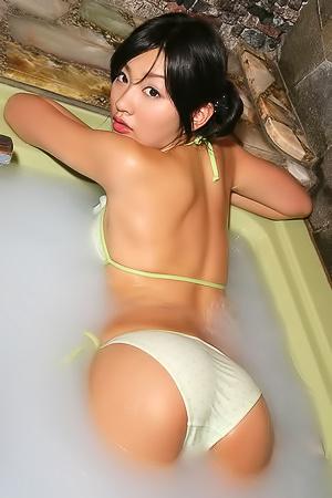 Asami Tada Wet Asia Boots