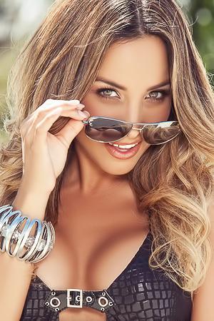 Yesenia Bustillo Bikini Playboy