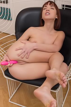Tina H Toying Till Orgasm
