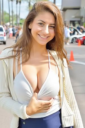 Russian nudity fun