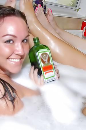 Drunk girlfriends