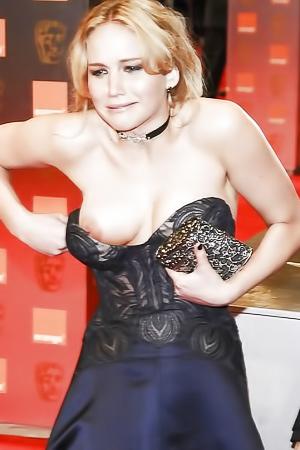 Naked celeb Jennifer Lawrence