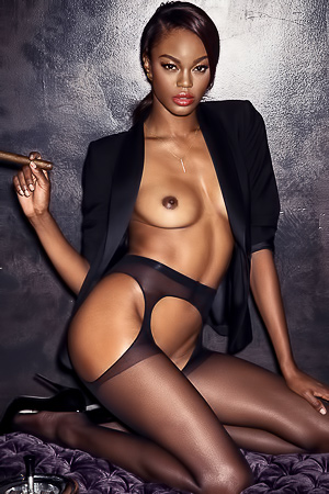 December 2015 Babe Eugena Washington