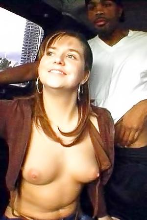 Car public porn