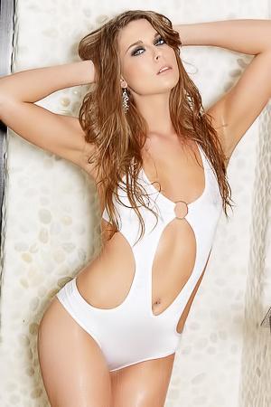 Wet Adrienne Manning