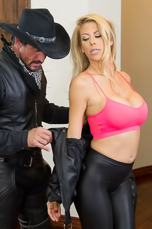Alexis Fawx embodies dreams