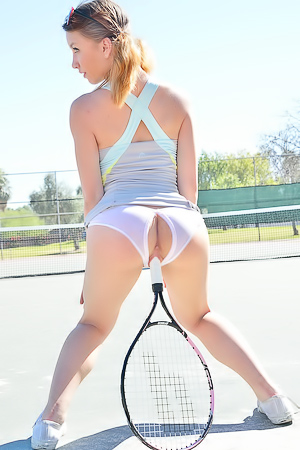 Fetish tennis