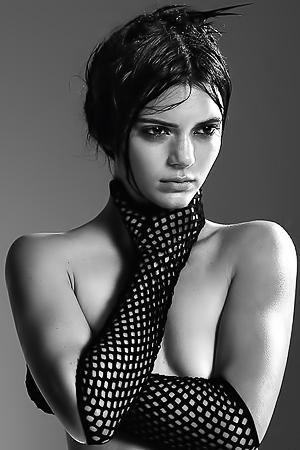 Kendall Jenner - new super hot model