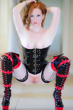 XXX redhead Lucy Ohara