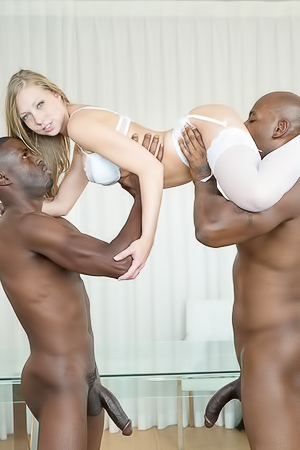 Shawna Lenee ideal interracial