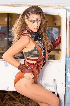 Wild West Babe Gia Ramey-Gay