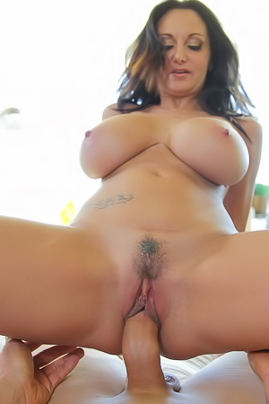 Ava Addams in hardcore action