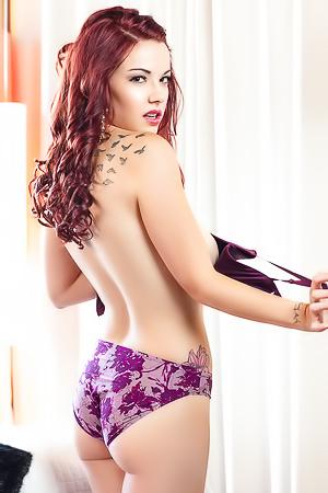 Model Elizabeth Marxs