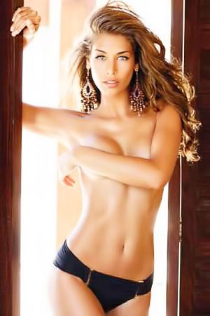Nude Dayana Mendoza