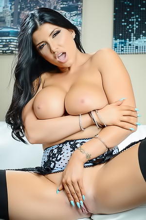 Romi Rain - massive boobs