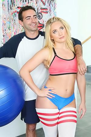 AJ Applegate fitness porn