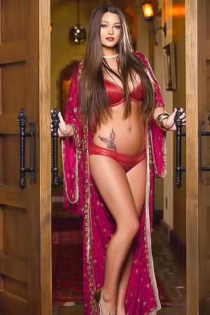 Stunning Playboy babe Chelsie Aryn