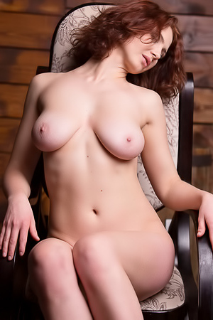 Sexy nude lady Aphrodita