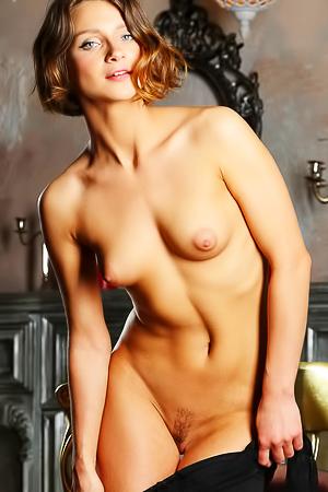 Sexy skinny Doris G