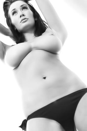 Peta Todd in erotic photoshoot