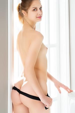 Elvira is showing her sexy ass