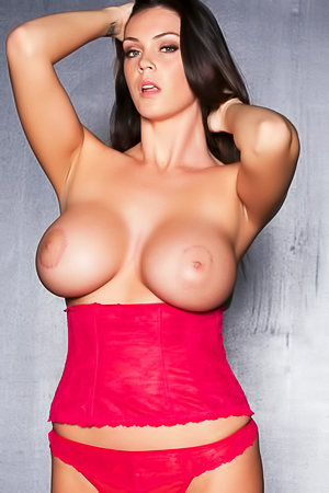 Alison Tyler and her big fake tits