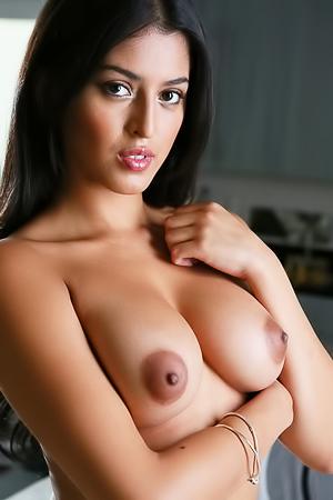 Sophia - perky latin tits