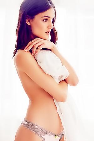 Blanca Padilla - amazing lingerie model