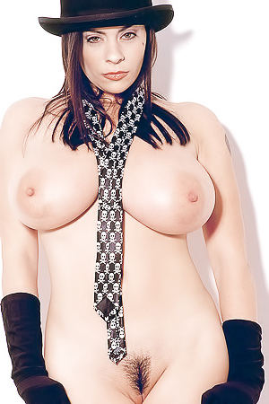 Linsey Dawn McKenzie and her huge boobs