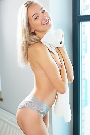 Latvian young beauty