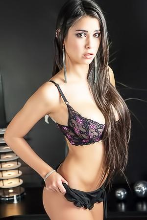 Hot nude babe Celeste S
