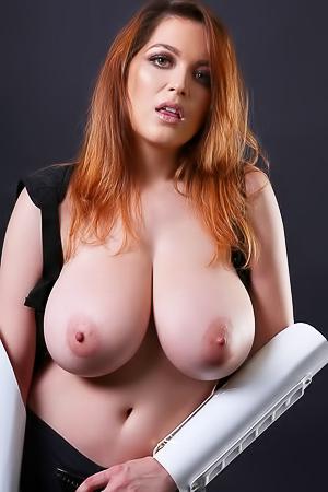 Tessa Fowler - huge melons
