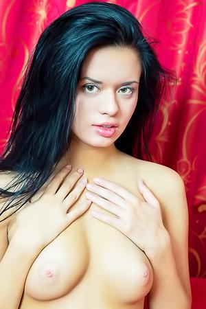 Cute Latin Angel Carmen Summer