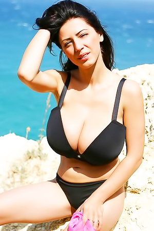 Anya Zenkova and her big tits
