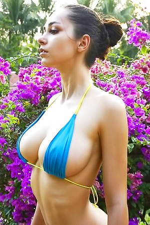 Russian Beauty Helga Lovekaty