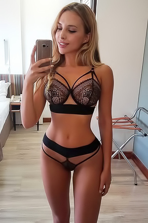 Sexy Selfies from College Girls