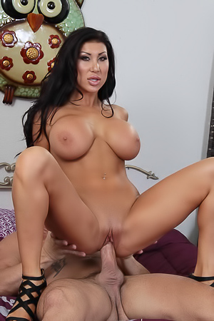 Big Titty Fucker August Taylor